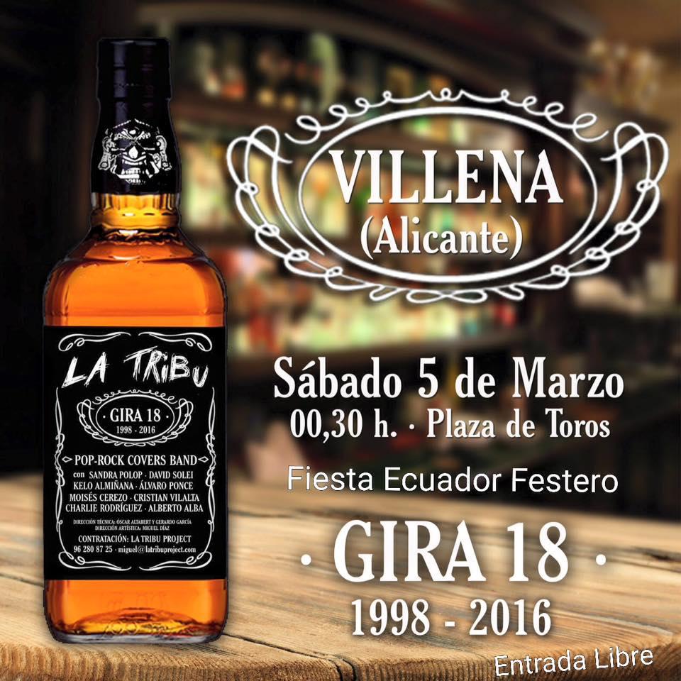 La Tribu - rodeo Diner - Villena