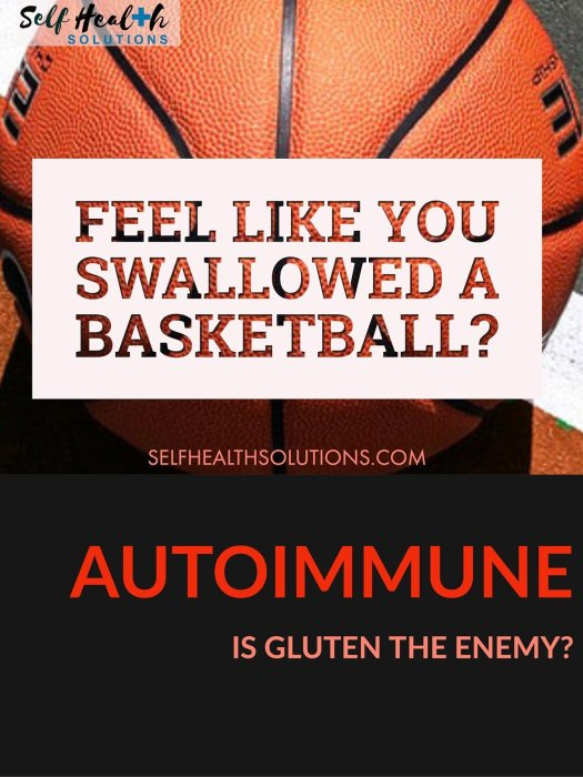 Does it Hurt to Eat? Feel Like You Swallowed a Basketball?