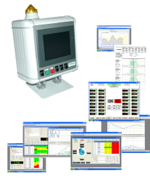 integrazione dei distanziometri laser con centraline multiquota e software customizzato