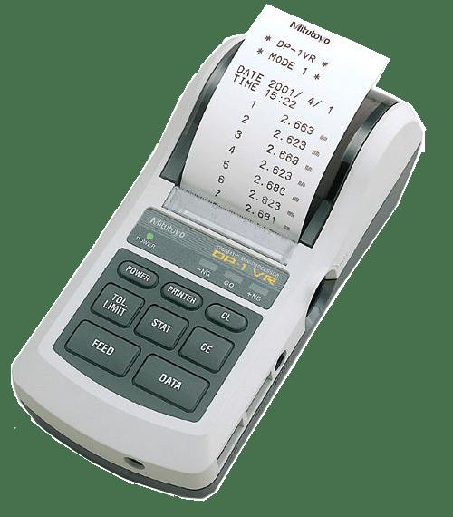 imprimantă portabilă pentru conectarea cu traductoare de cuplu pentru capace