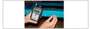 Spessimetri ad ultrasuoni serie TI-007