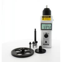 Tachimetro modello DT-205LR / LCD - A contatto & Senza contatto