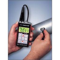 Spessimetro ad ultrasuoni modello TI-25DL-HW - Versione con campo di misura esteso fino a 500 mm - Kit completo