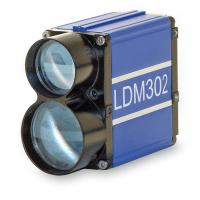Distanziometro laser modello LDM302A per misurazioni affidabili su superfici poco riflettenti - ( LDM302A )