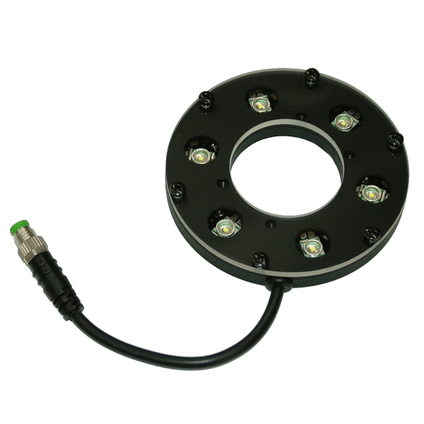 roder vision dc3 series led illuminators for vision systems design