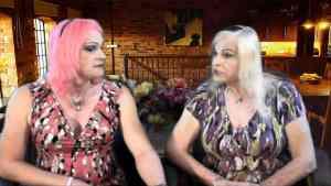 Transsexual or transvestite, not 'transgender'