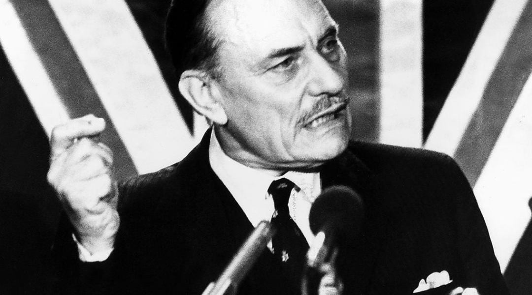 Enoch Powell and the rivers of blood.