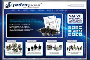 Peter Paul Electronics, Inc. Solenoid Valves