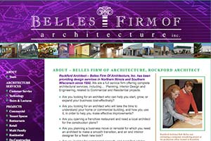 belles firm of architecture