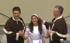 Botez Ciresarii Rusalii mai 2015 Oastea Domnului mama