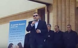 VIDEO Marșul pentru Viață Timișoara, 2017 - BEN ONI ARDELEAN, Pastor SAMY TUTAC 2
