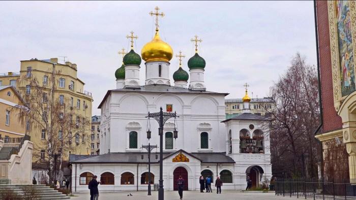 Московский Сретенский Монастырь