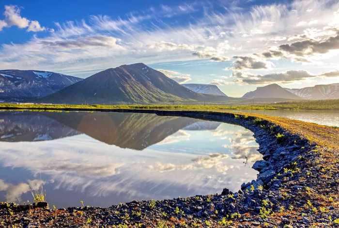 Хибинские горы12