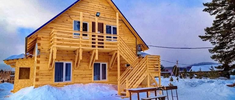 Туристическая база Малиновка Белорецк