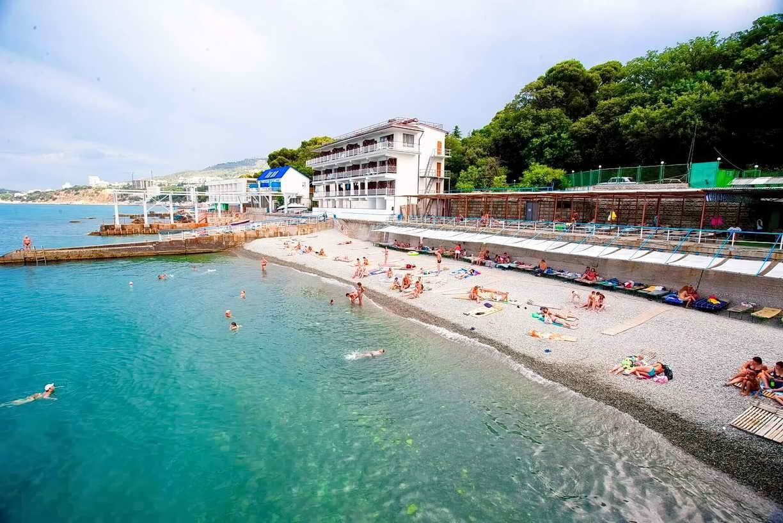 Пляж Соляриус Массандра