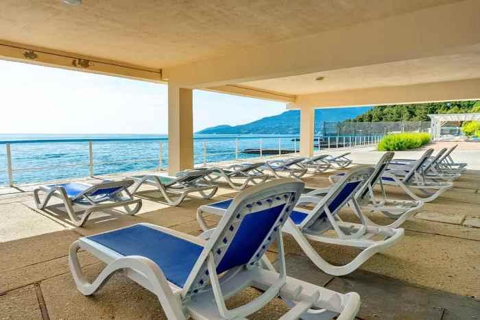 Фото пляжа санатория Нижняя Ореанда3