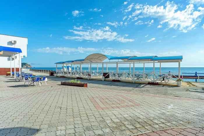 Фото пляжа Терренкур Ореанда2