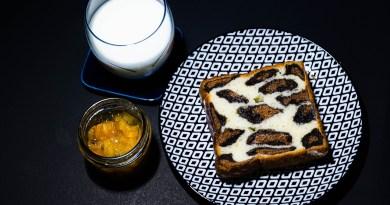 Jam Bread Milk Food Sweet  - mamizaza / Pixabay