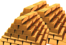 Gold Stock Gold Bars Money Finance  - chiplanay / Pixabay