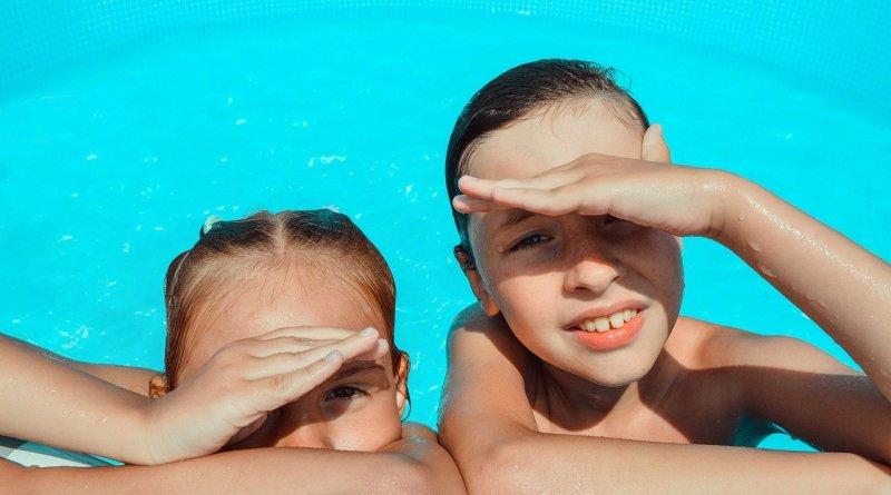 Pool Kids Swim Summer Vacation  - Victoria_Borodinova / Pixabay