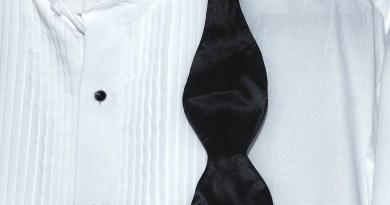 Tux Shirt Bow Tie White Formal  - mack1604 / Pixabay