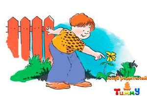 Развитие ребенка 5 лет: живые буквы