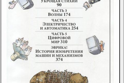 Как все устроено. Иллюстрированная энциклопедия устройств и механизмов (содержание)