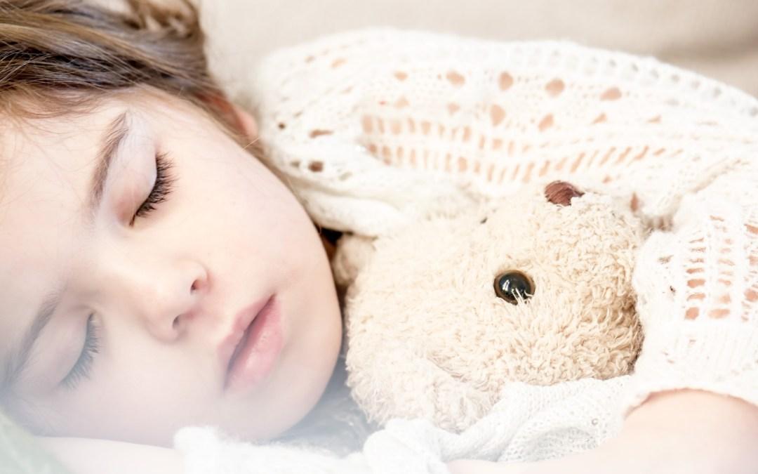 Kako razviti navike spavanja kod svog deteta