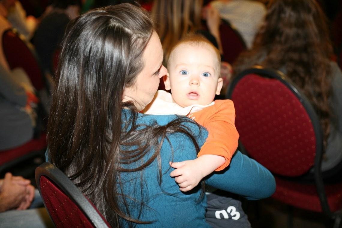Najmlađi učesnici festivala Roditeljstvo novog doba