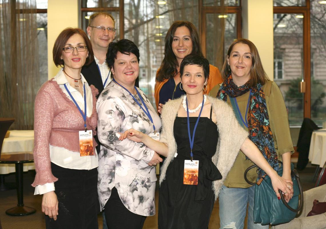 Učesnici panela festivala RND