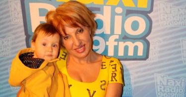 Maja Rakovic i unuka Mina