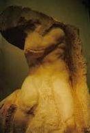 Michaelangelo's unfinished statue Galleria dell'Accademia