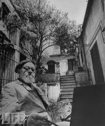 Henri Matisse with Beret