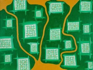 Cascade Effect Rod Jones Artist
