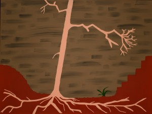 Imaginary Tree Rod Jones Artist