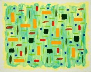 No One Writes Alone; But We Paint Alone Rod Jones Artist