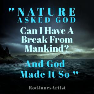 God in Nature | Rod Jones Artist