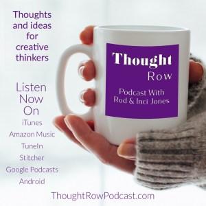Thought Row Launch | Rod & Inci Jones