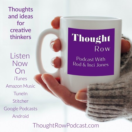 Thought Row Launch | Rod & Inci Jones