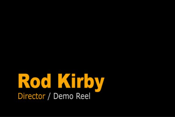 Demo Reel Screen
