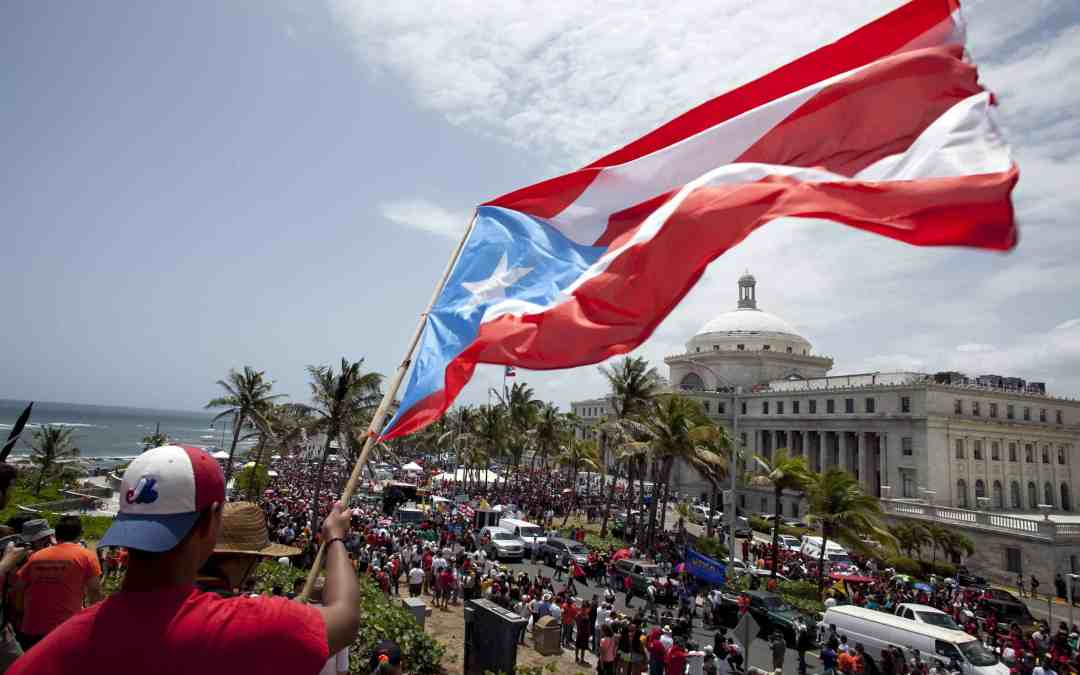 Courting Disaster in Puerto Rico