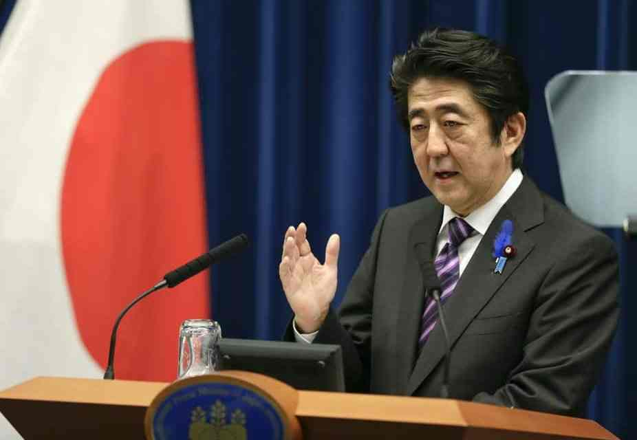 Japanese PM Shinzo Abe: The Security Diamond of Japan, India, Australia and America