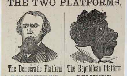 Are the Republicans of Today the Democrats of 150 Years Ago?