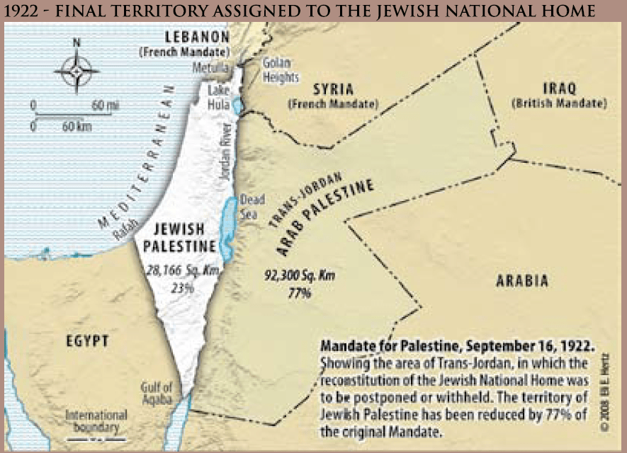 There Already Is A Palestine