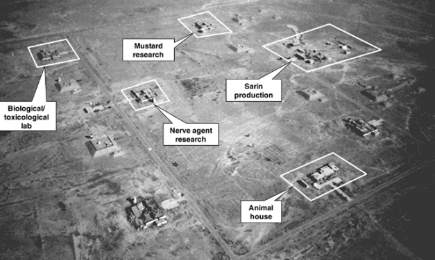 Iraq: Jihadists 'Seize Saddam's WMD Stockpile'???