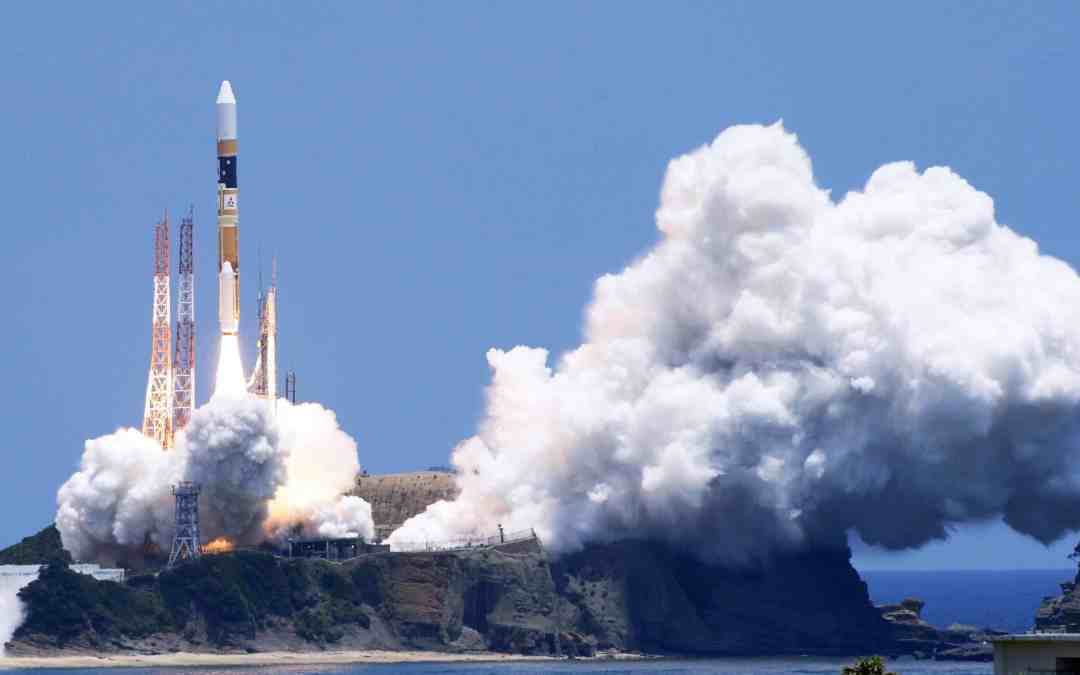 Japan to Launch Military Force to Monitor Space, the 'Fourth Battlefield'