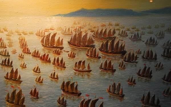 The Cautionary Tale of Zheng He