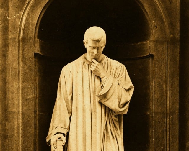 How Machiavelli's World Shaped Our Own