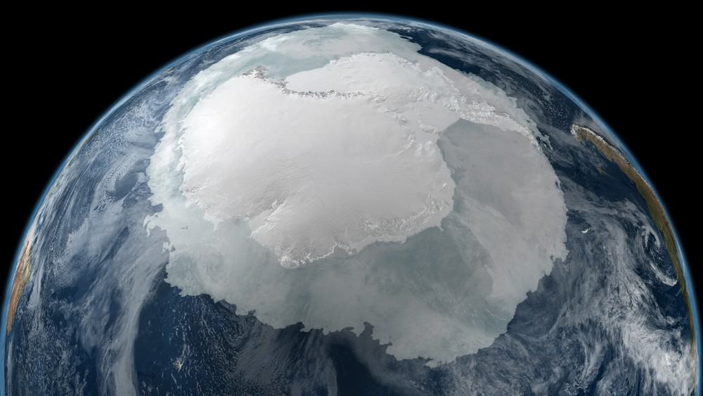 The Curious Reaction to NASA's Antarctic Ice Growth News