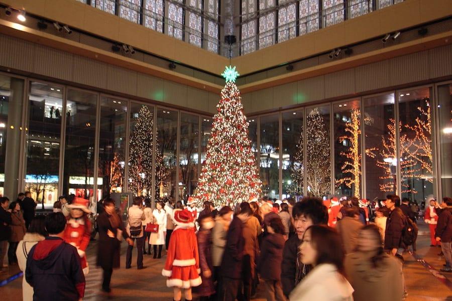 The Geopolitics of Christmas